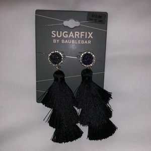 BaubleBar new tassel earrings